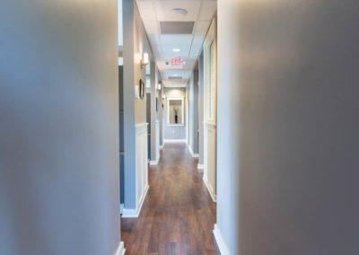 Dentkos Endodotics Office - Hallway